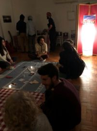 Noite Cultural Internacional na Covilhã