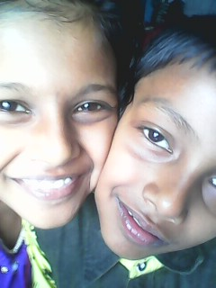 Santu and Sonali jana