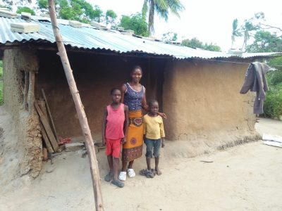 Ajuda às vítimas do ciclone Idai em Moçambique